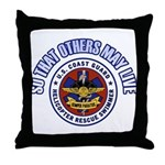 That Others May Live Throw Pillow