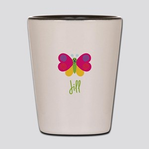 Jill The Butterfly Shot Glass