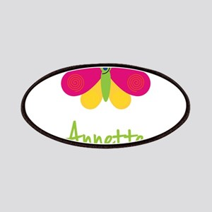Annette The Butterfly Patches