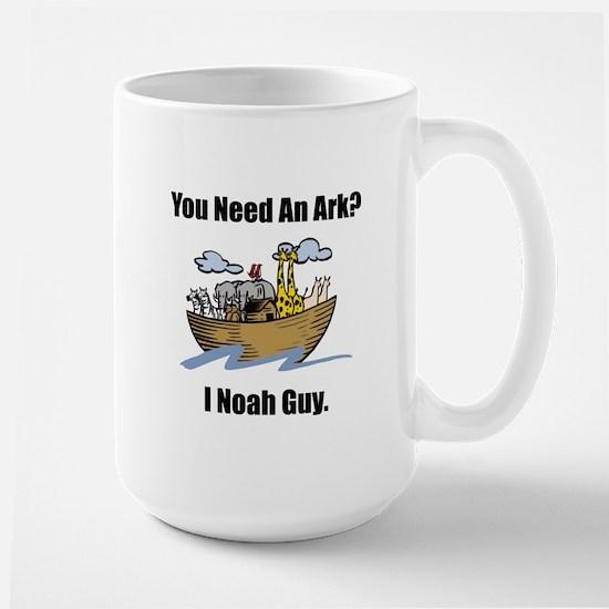 Noah Guy Large Mug
