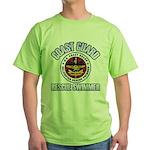 Rescue Swimmer Green T-Shirt