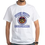 Rescue Swimmer White T-Shirt