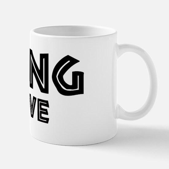 Irving Native Mug
