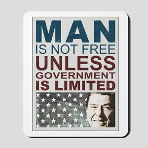 Limited Government Mousepad