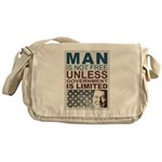 Limited Government Messenger Bag