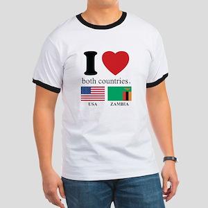 USA-ZAMBIA Ringer T