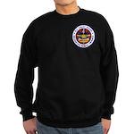 2-Sided Rescue Swimmer Sweatshirt (dark)