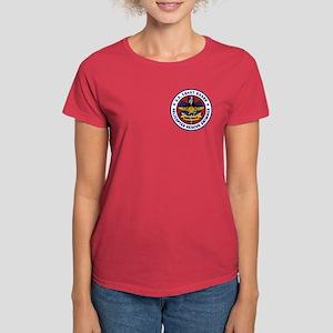 2-Sided Rescue Swimmer Women's Dark T-Shirt
