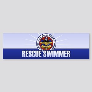 Rescue Swimmer Sticker (Bumper)
