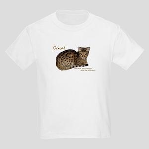 Ocicat Kid'sT-Shirt