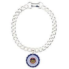 Rescue Swimmer Charm Bracelet, One Charm