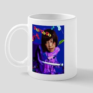 Stage Fright (Blue) Mug