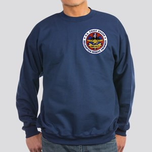 Rescue Swimmer Patch Sweatshirt (dark)