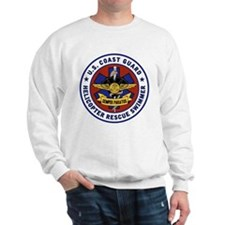 Rescue Swimmer Patch Sweatshirt