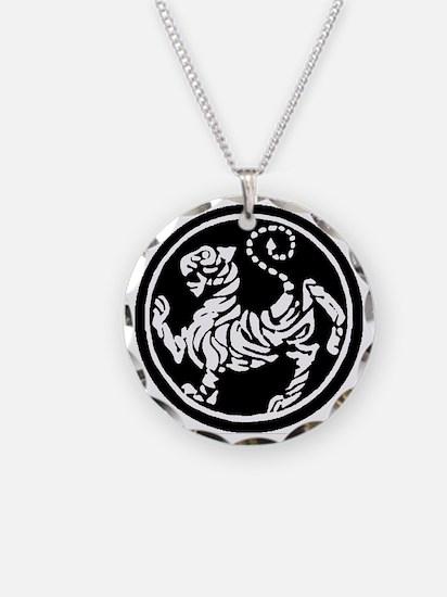 Cute Shotokan tiger Necklace