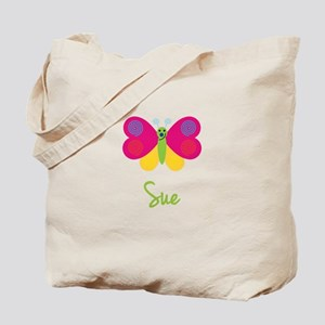 Sue The Butterfly Tote Bag