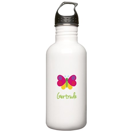 Gertrude The Butterfly Stainless Water Bottle 1.0L
