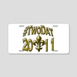 Sports wear and stuff Aluminum License Plate