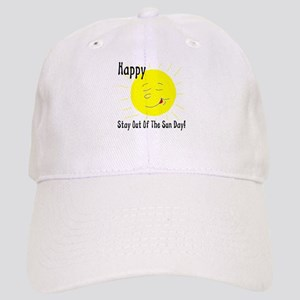 Happy Stay Out Of The Sun Day Cap