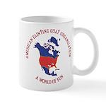 AMERICAN FAINTING GOAT Mug