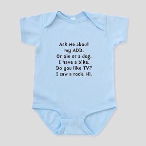 My ADD Infant Bodysuit