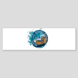 Florida - Flagler Beach Bumper Sticker