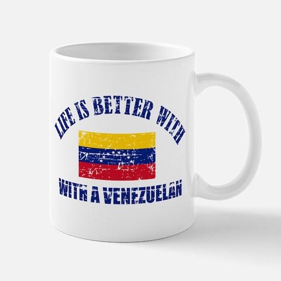 venezuelan designs Mugs