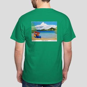 Serene Sulawesi Dark T-Shirt