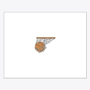 Basketball117 Small Poster