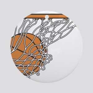 Basketball117 Ornament (Round)
