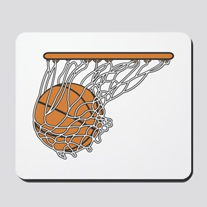 Basketball117 Mousepad
