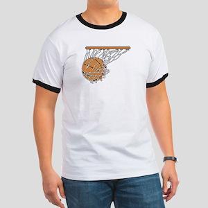 Basketball117 Ringer T