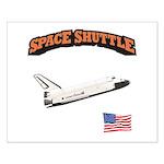 Shuttle Orbiter Small Poster