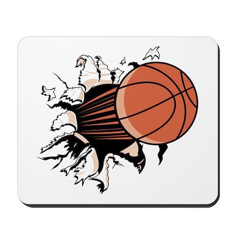 Basketball122 Mousepad