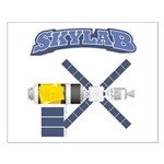 Skylab Space Station Small Poster