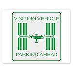 Visiting Vehicle Small Poster