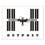ISS / Outpost Small Poster