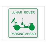 LRV Parking Small Poster