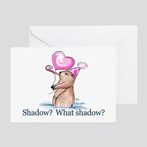 Shadow? What Shadow? Greeting Cards (Pk of 20)