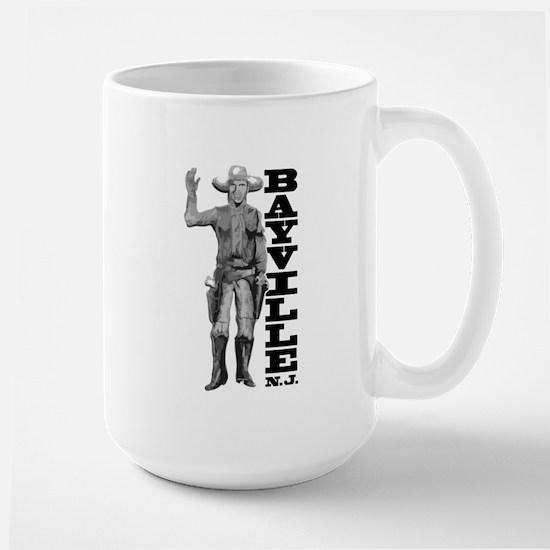 Bayville Cowboy Large Mug