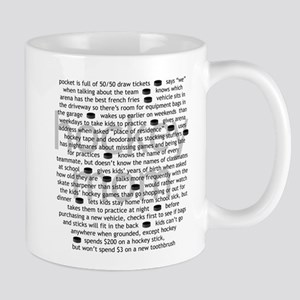 characteristics mom Mugs