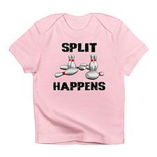 Split Happens Bowling Infant T-Shirt