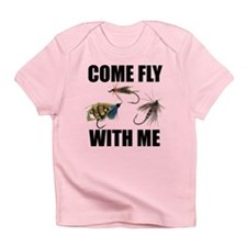 Come Fly With Me Infant T-Shirt