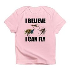 I Believe I Can Fly Infant T-Shirt