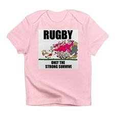 Only The Strong Rugby Infant T-Shirt