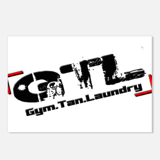 GTL3 Postcards (Package of 8)
