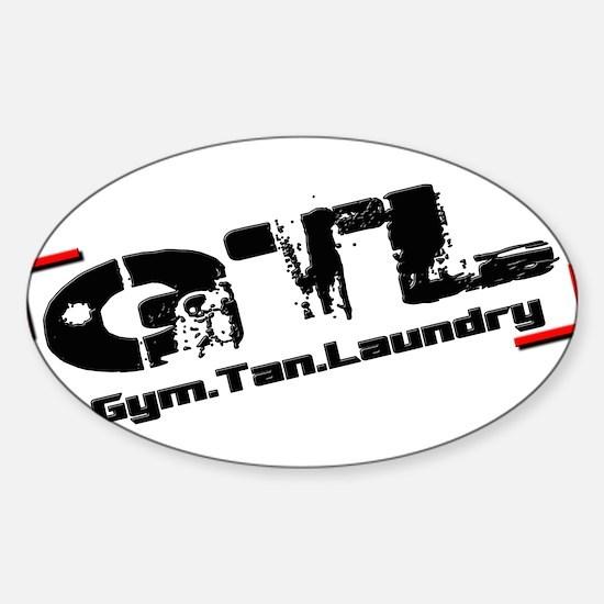 GTL3 Sticker (Oval)