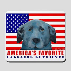 America's Favorite Mousepad