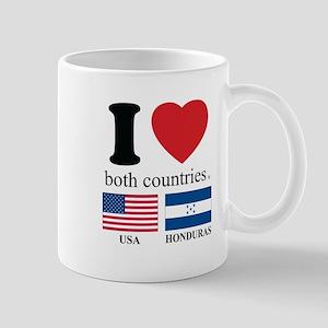 USA-HOUNDURAS Mug