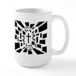 Christian Cross Large Mug